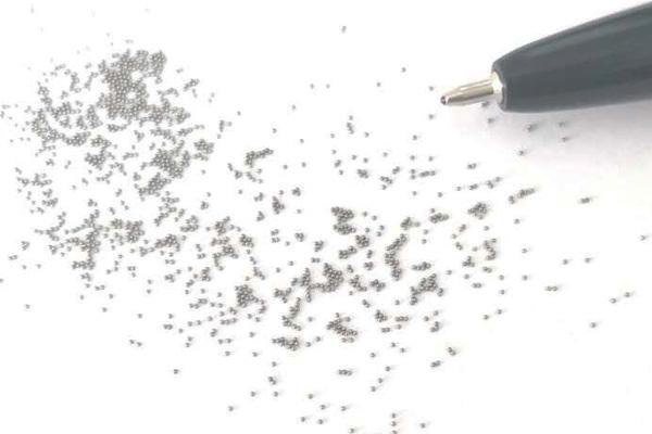304/316微型钢珠